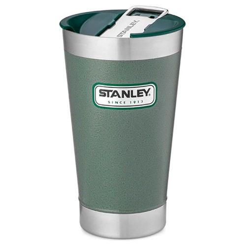 ТЕРМОЧАШКА STANLEY CLASSIC 0.47Л HAMMERTONE GREEN (6939236322973)