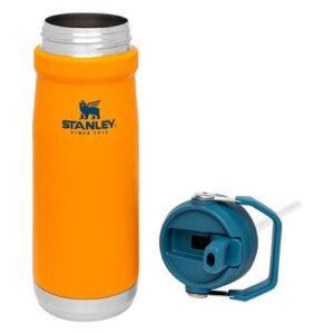 STANLEY GO ICEFLOW FLIP STRAW 0.65Л SAFFRON